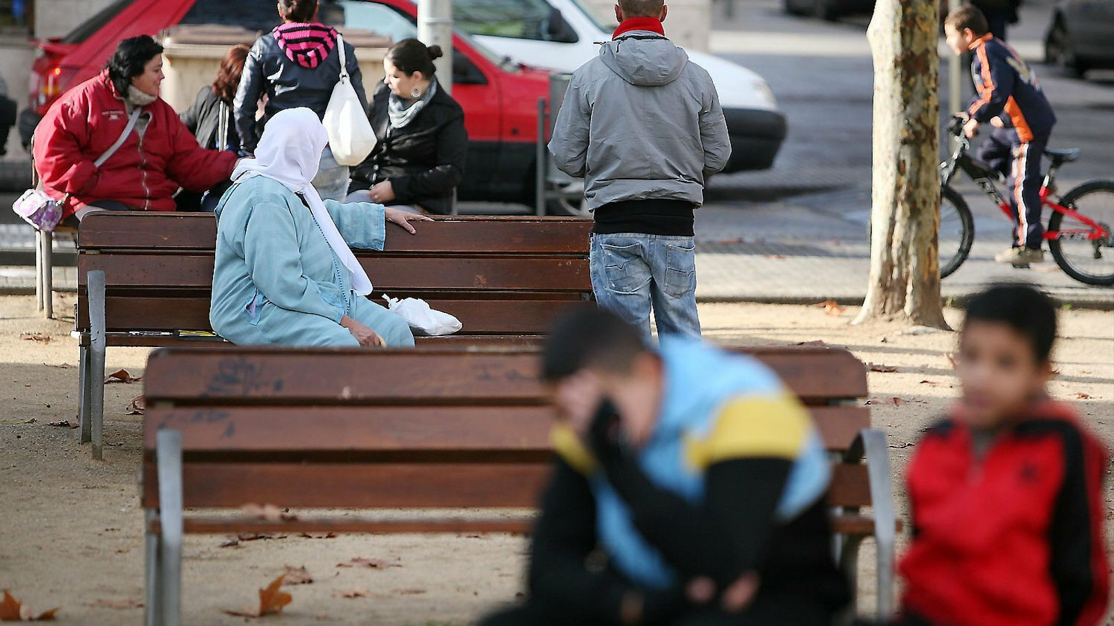 L'Oficina d'Estrangeria de Girona viu un greu col·lapse que denuncien entitats com la Creu Roja i el Col·legi d'Advocats.