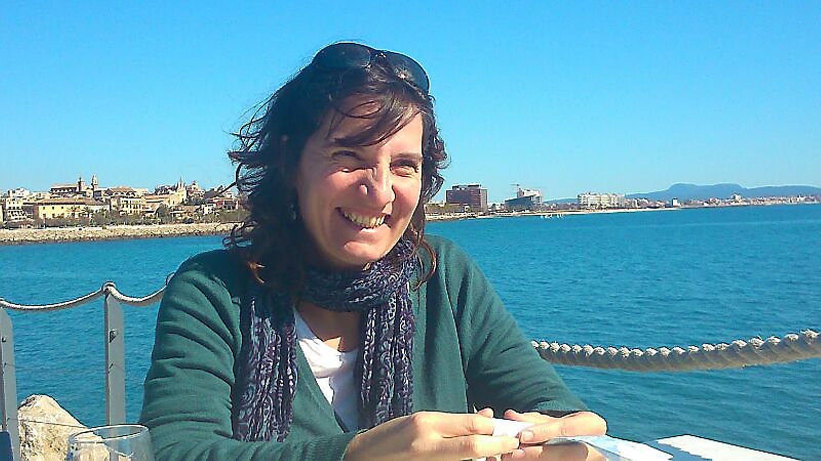 Els pacients agraeixen que els parlis en català, segons Silvia Vega.