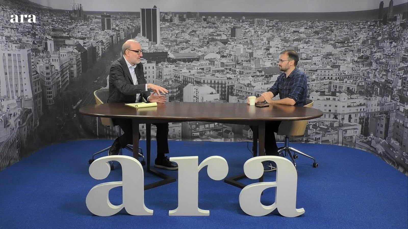 El cafè de la Lliga: 'Bartomeu no ha tingut cap pressa amb la moció: la van presentar el 26 d'agost'