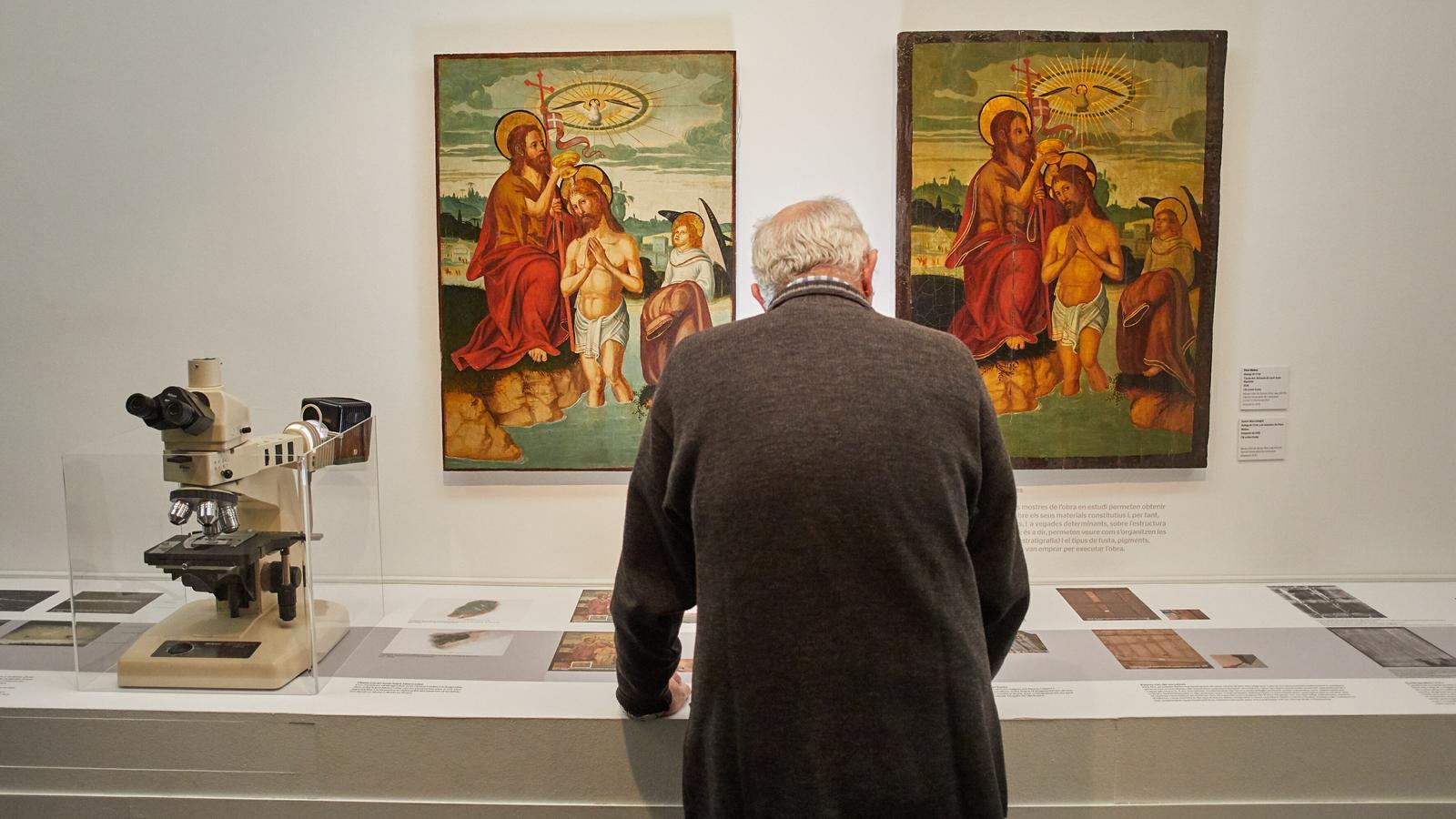 El Museu d'Art de Girona treu les vergonyes i mostra les grans falsificacions de l'art