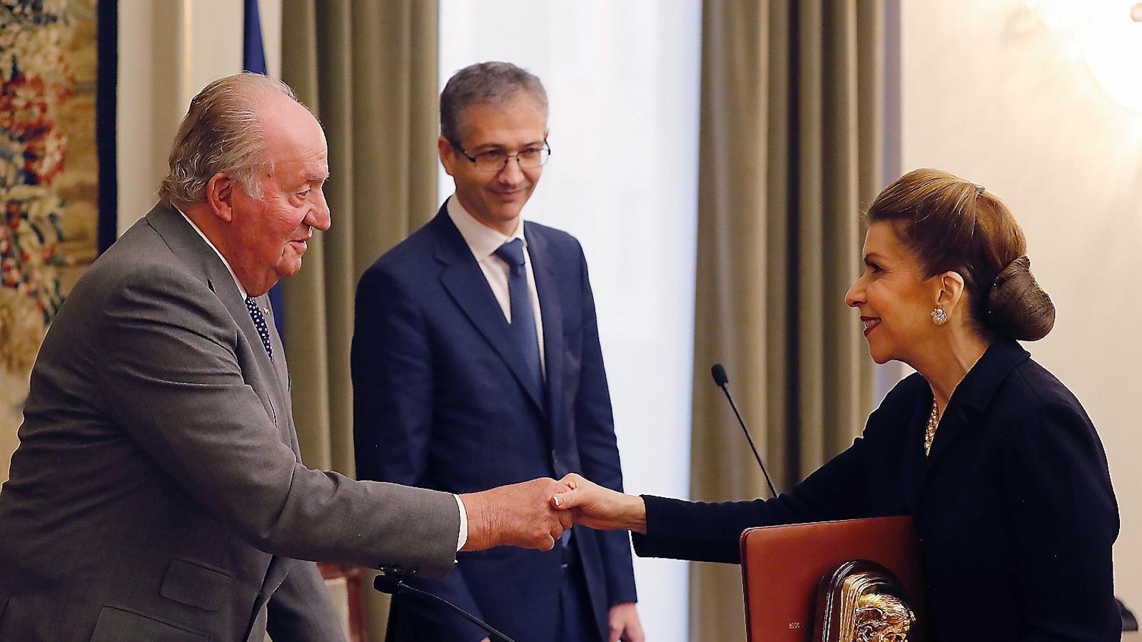 El Premi d'Economia Rei Joan Carles cau en desgràcia