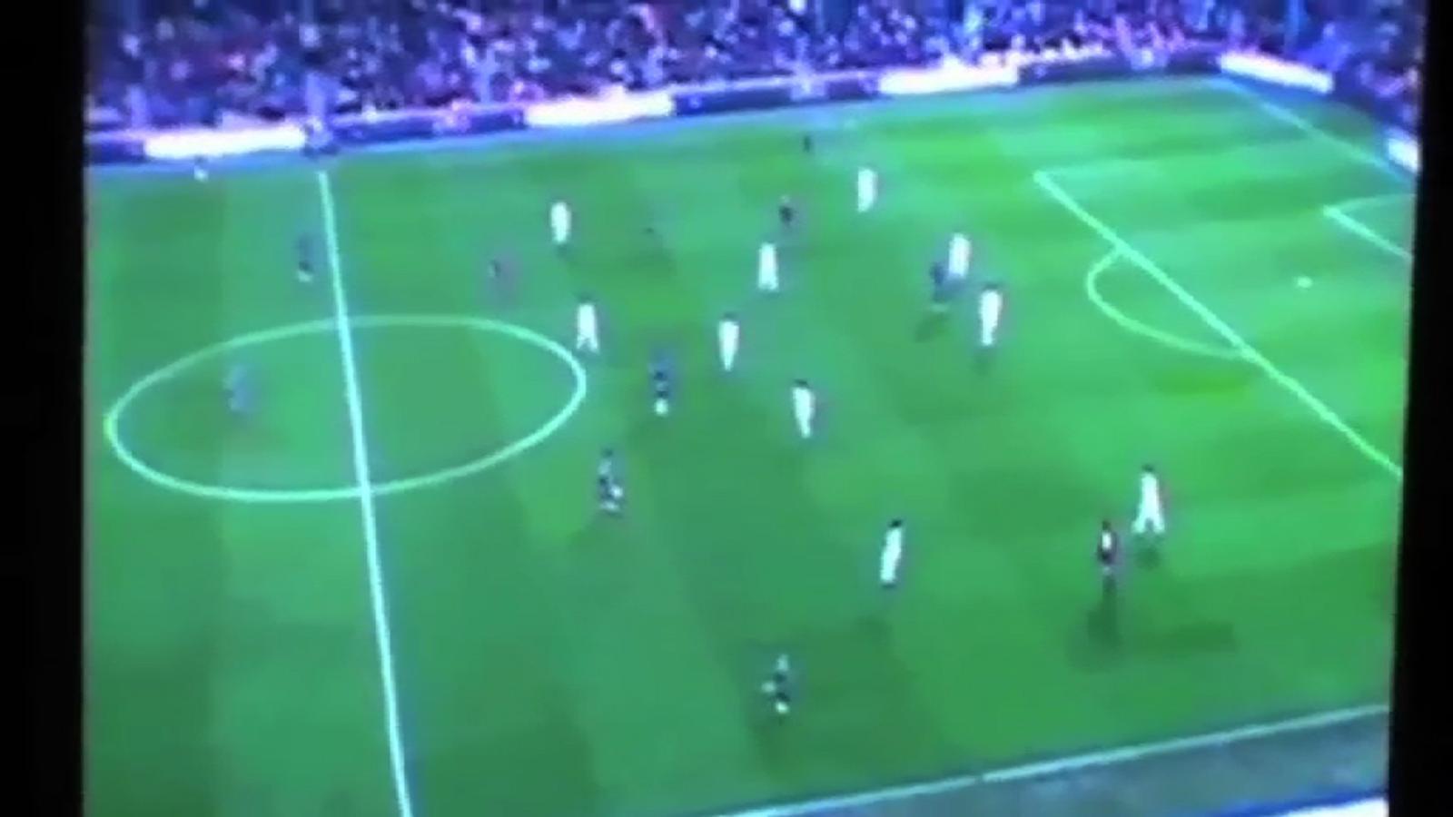 Guardiola argumenta el canvi de posició de Messi, de l'extrem a la punta d'atac