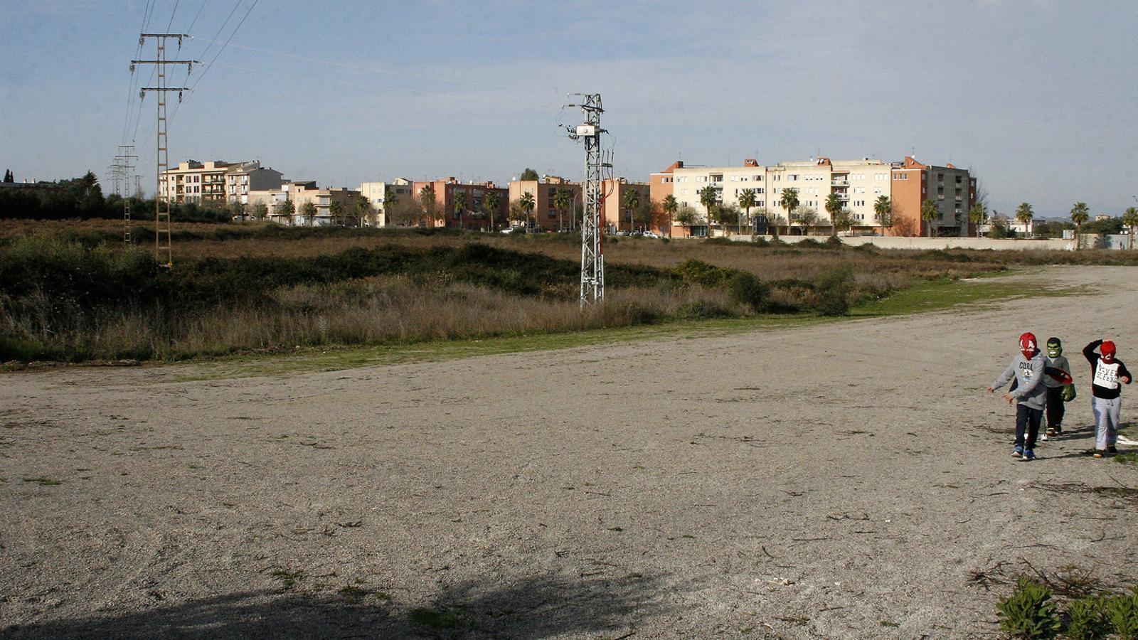 Per l'expropiació d'aquests terrenys, qualificats com a zona verda, les quatre famílies demandants reclamaven 14,7 milions d'euros.