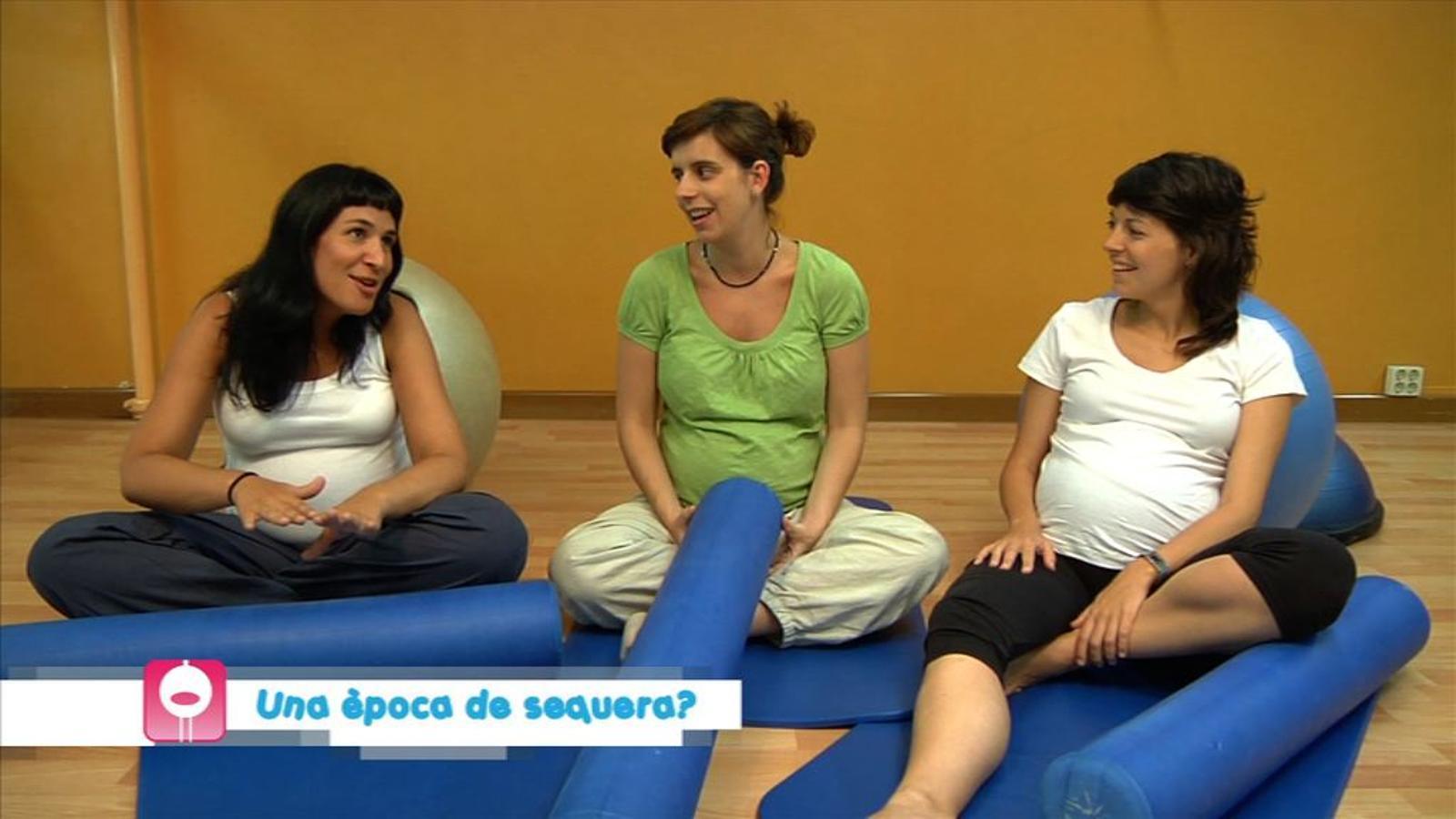 Criatures: És l'embaràs una època de sequera?