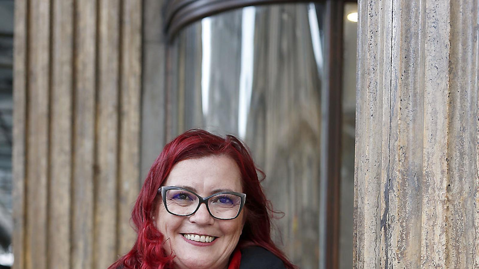 La matemàtica Clara Grima és la presidenta de la comissió de divulgació de la Reial Societat Matemàtica Espanyola.