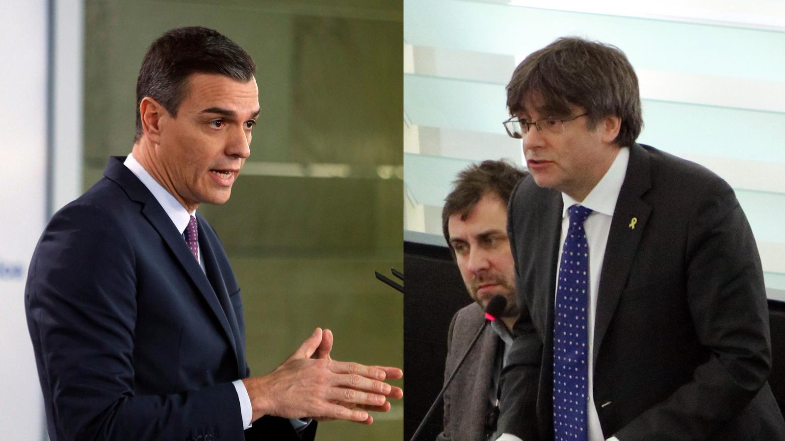 L'anàlisi d'Antoni Bassas: 'Han de sentir Puigdemont a Europa i seure amb Torra a Espanya'