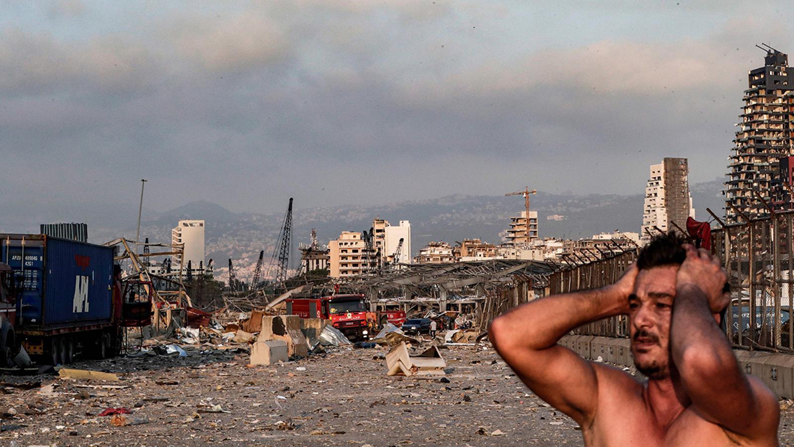 L'infern esclata a Beirut