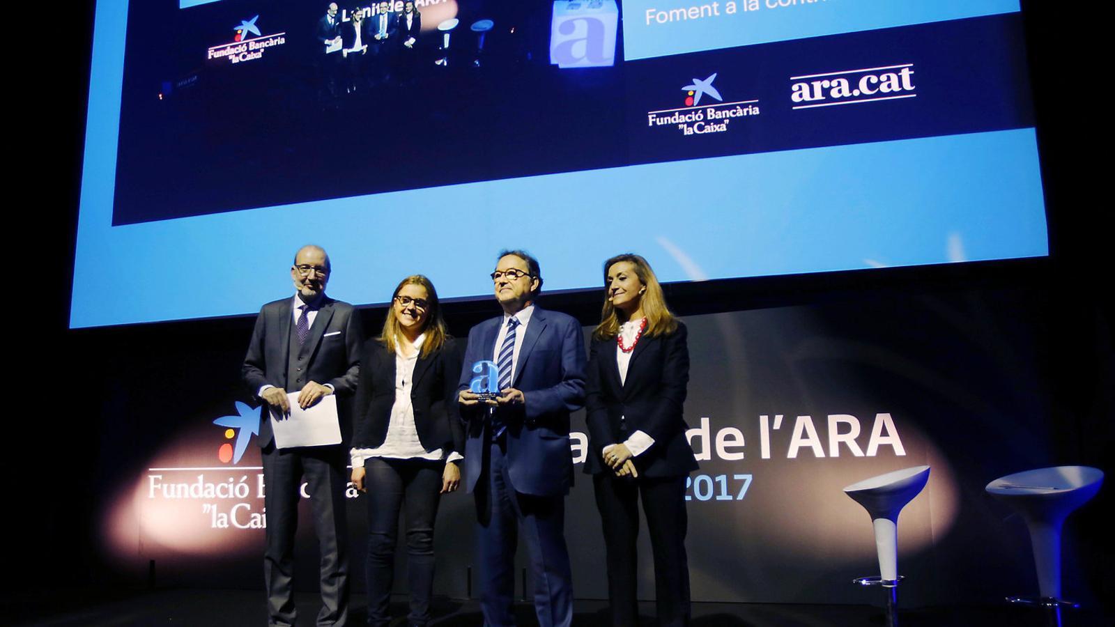 Premi Tatiana Sisquella contra la violència familiar