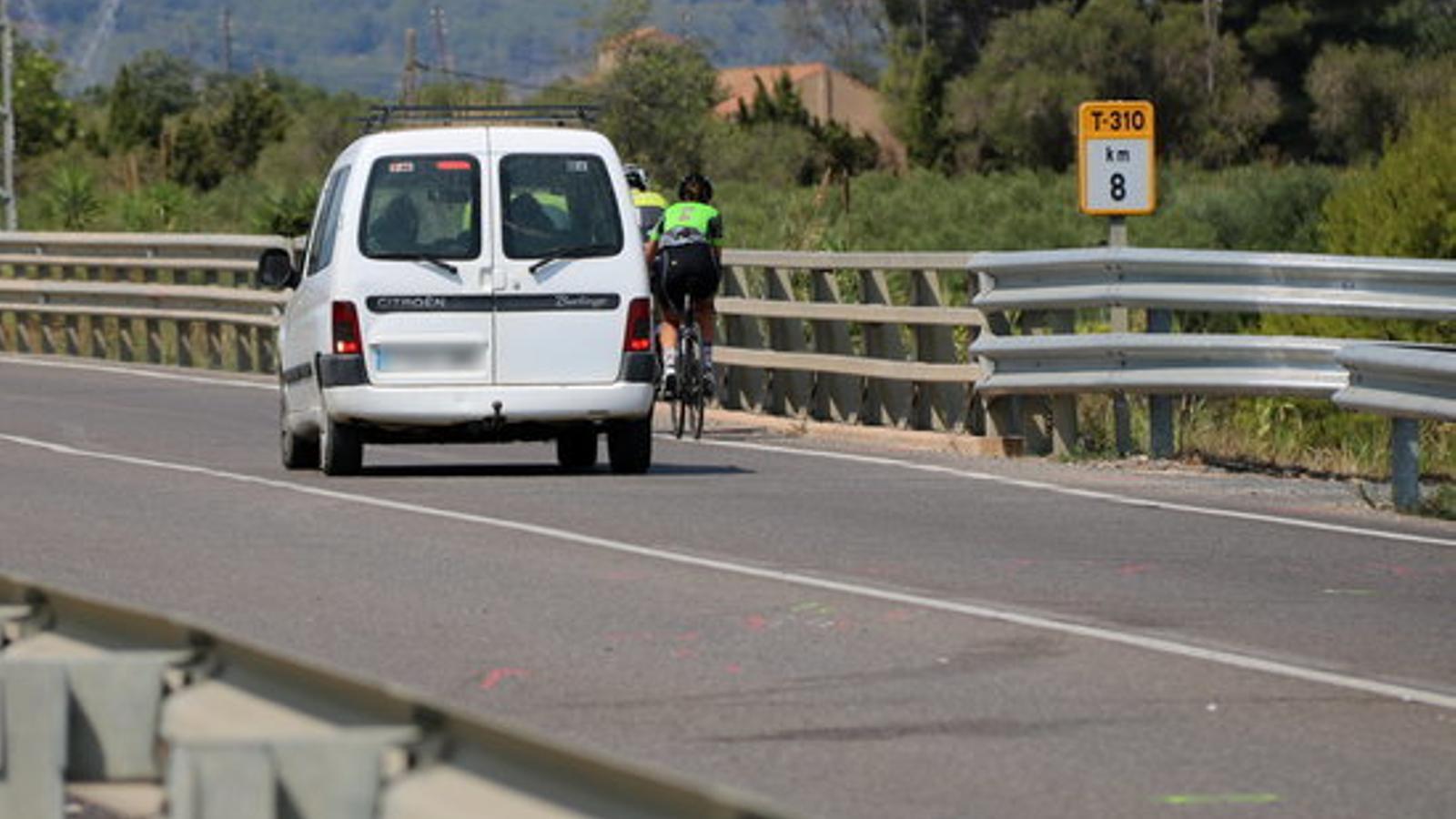 Detinguts els conductors que han provocat dos accidents mortals i han donat positiu per drogues