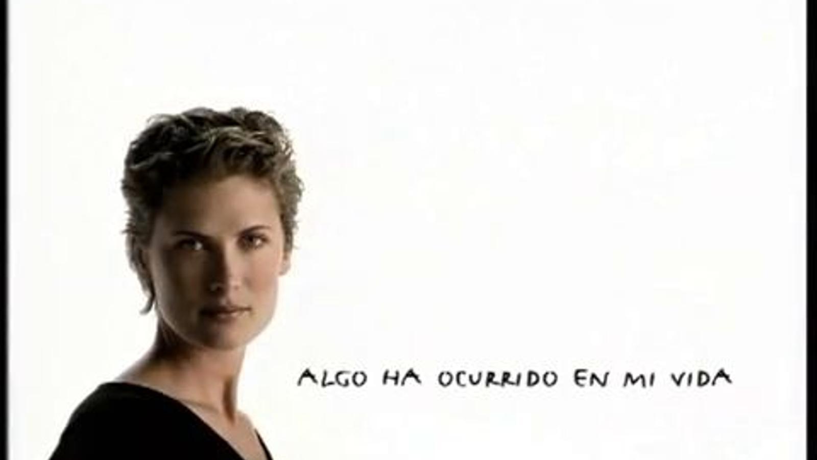 'Libre': Primer anunci d'Amena, cantat pel Chaval de la Peca