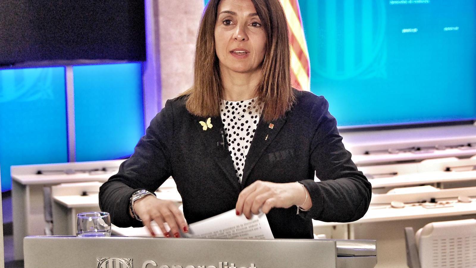 EN DIRECTE | El Govern compareix després de l'últim consell executiu de l'any