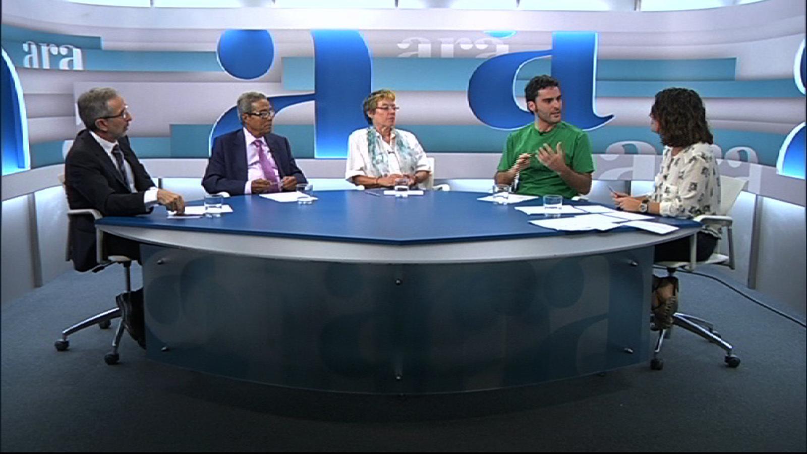 Debat Vallès Oriental: Ens falta un projecte comú