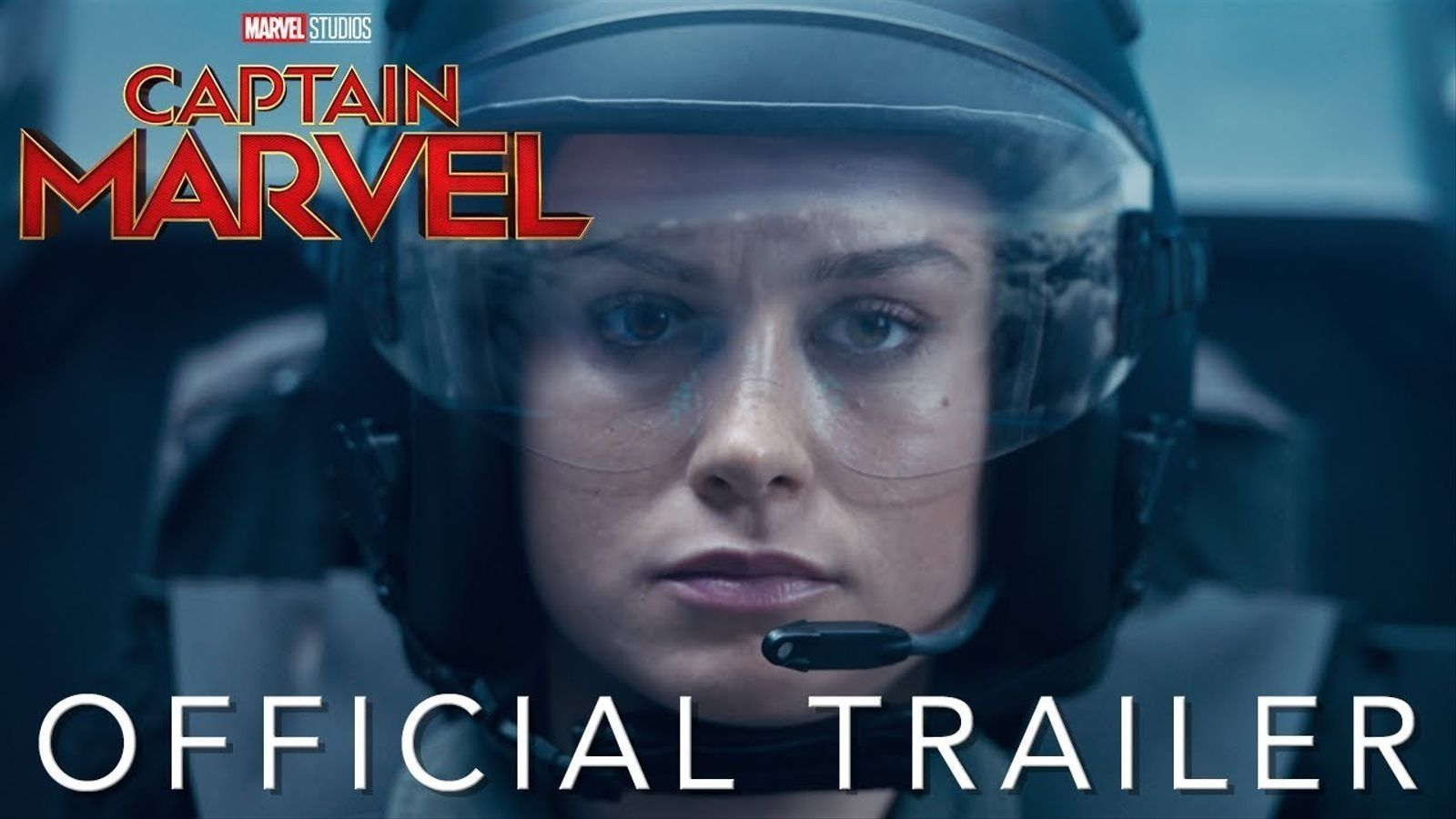 Arriba el tràiler de 'Captain Marvel'