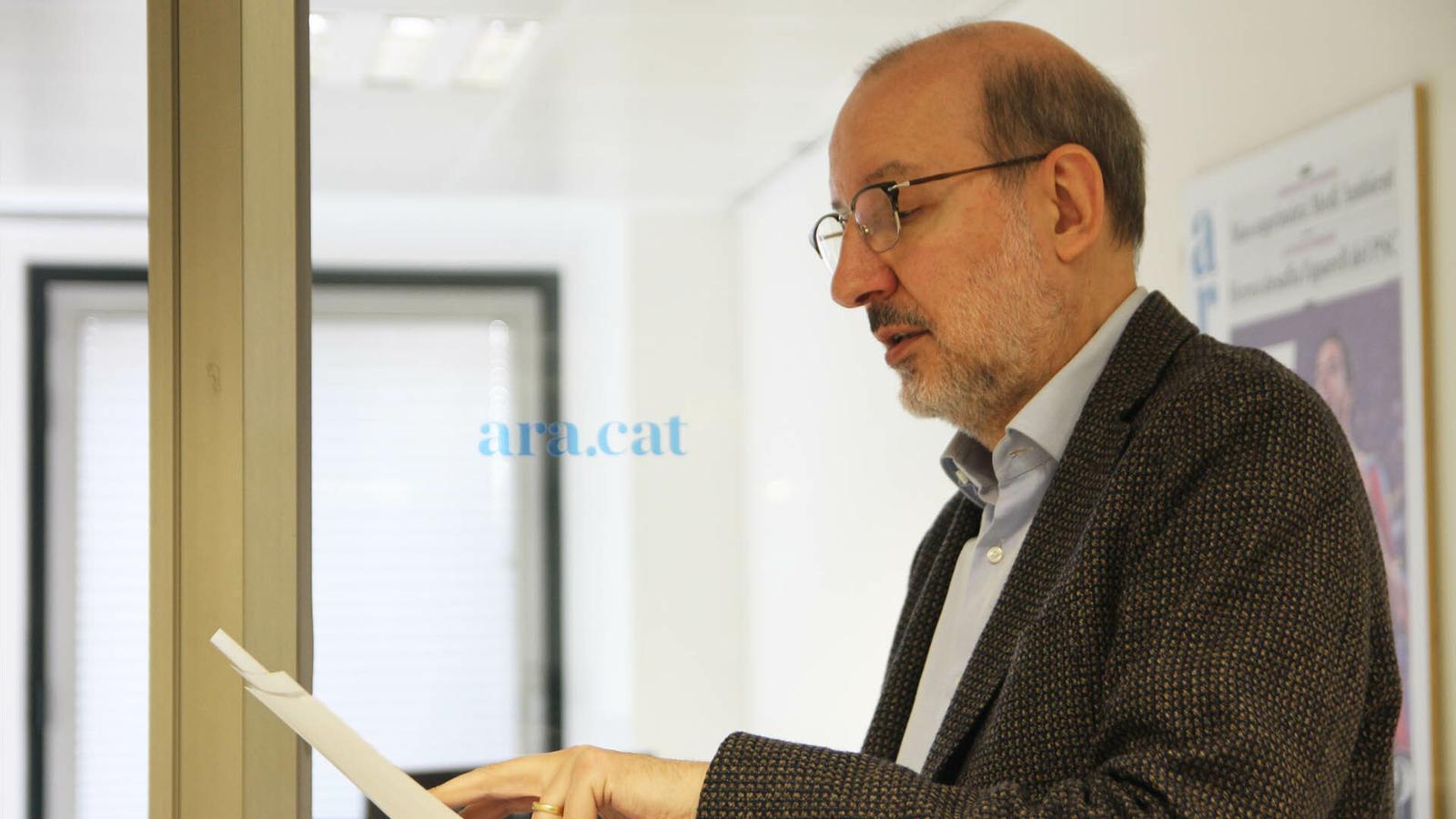 L'anàlisi d'Antoni Bassas: 'Paluzie i els incidents, Calvo i les amenaces'
