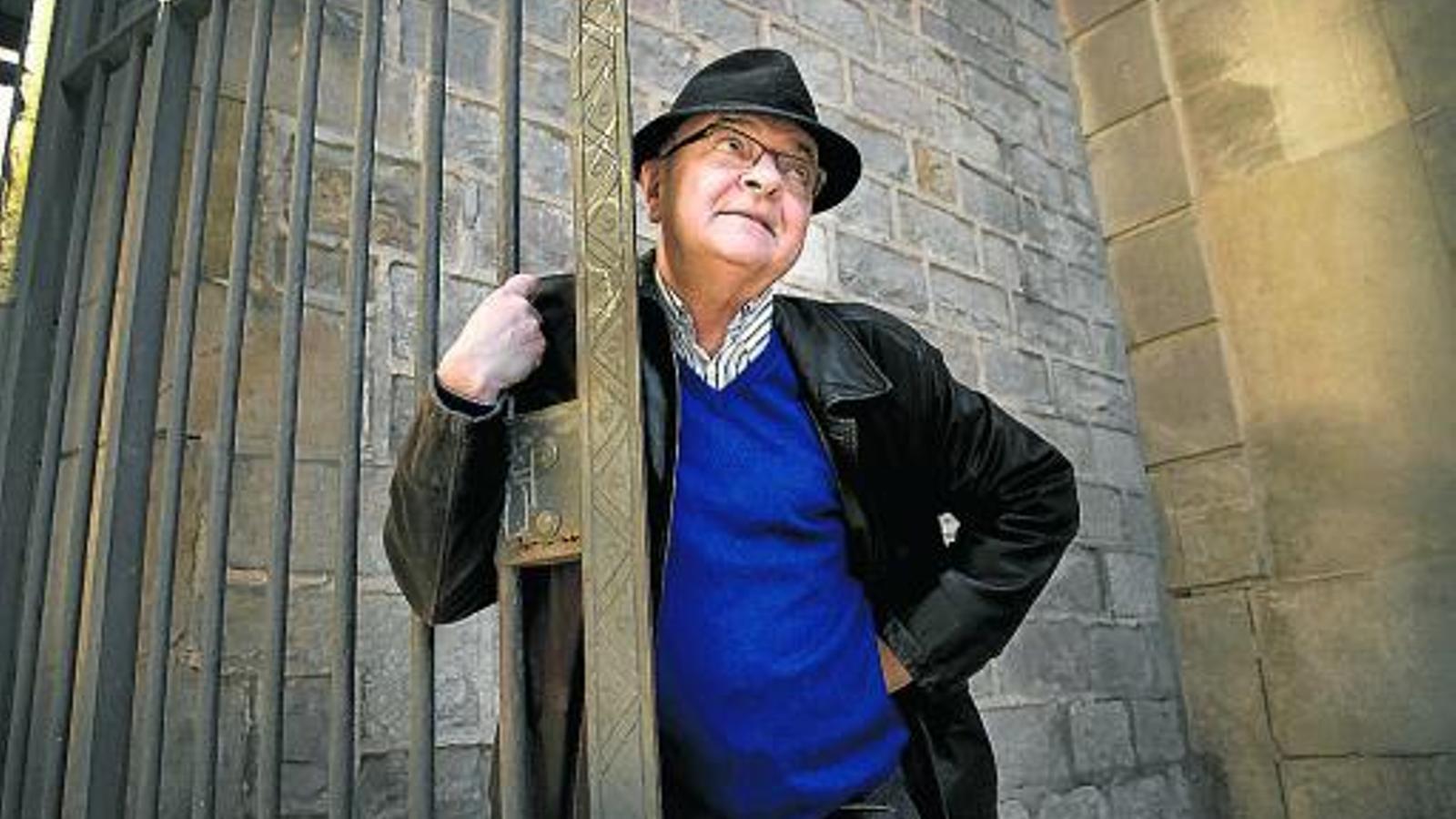 Mor el periodista Manuel Cuyàs als 67 anys, prosista lluminós