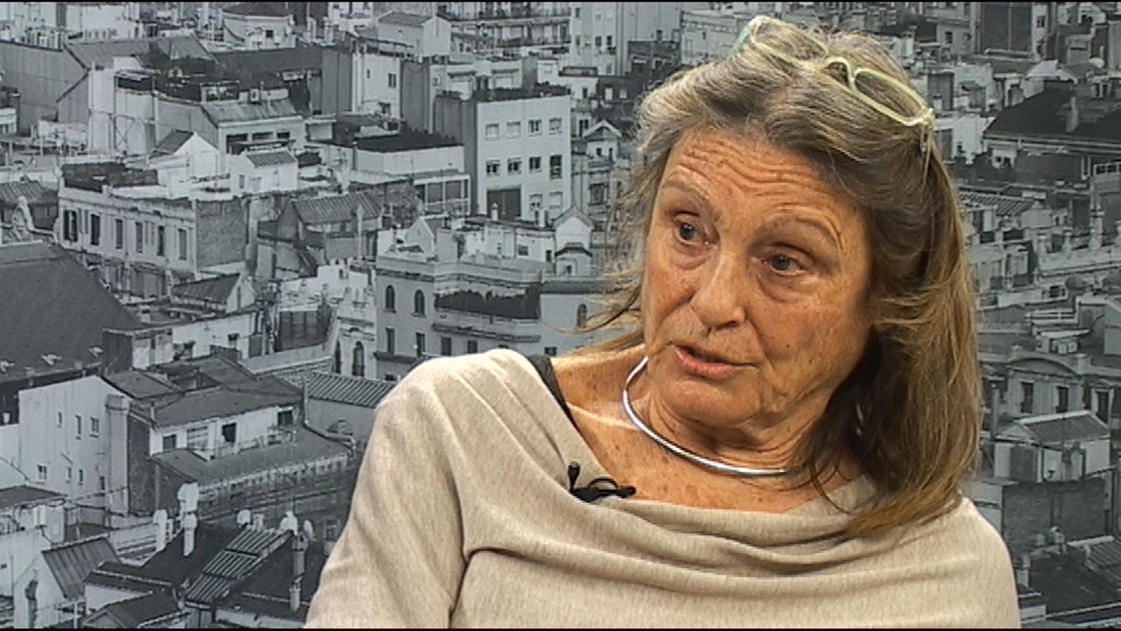 """Beth Galí: """"Hem de regular els negocis que fan els grans agents econòmics als carrers de Barcelona"""""""