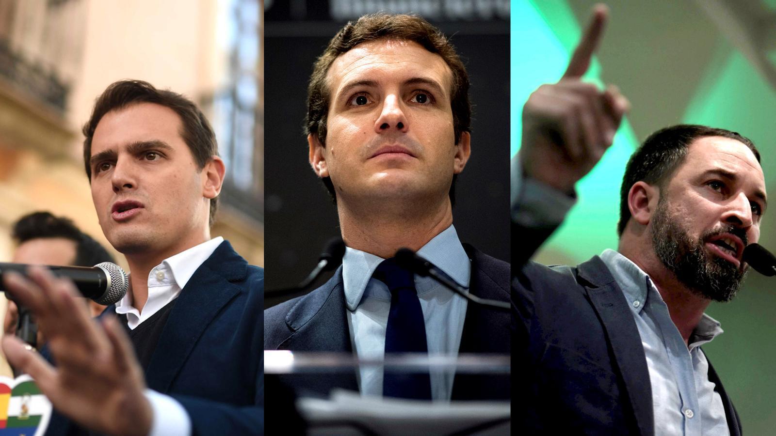 L'anàlisi d'Antoni Bassas: 'PP, Ciutadans i Vox, el pacte de la vergonya'