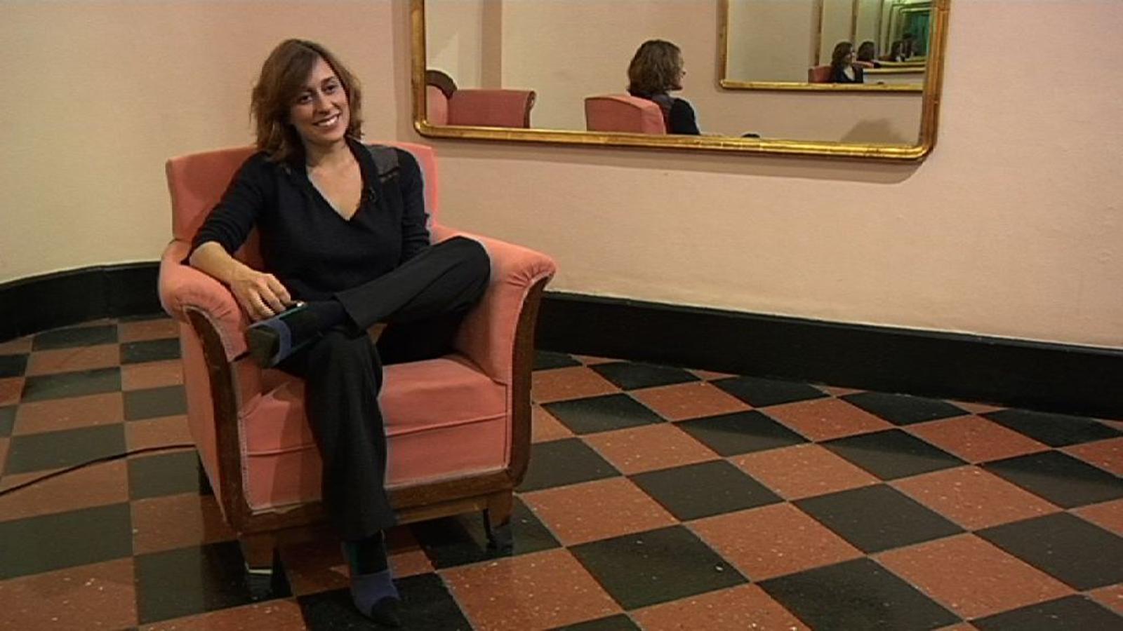 Entrevista completa a Clara Segura, per Carles Capdevila