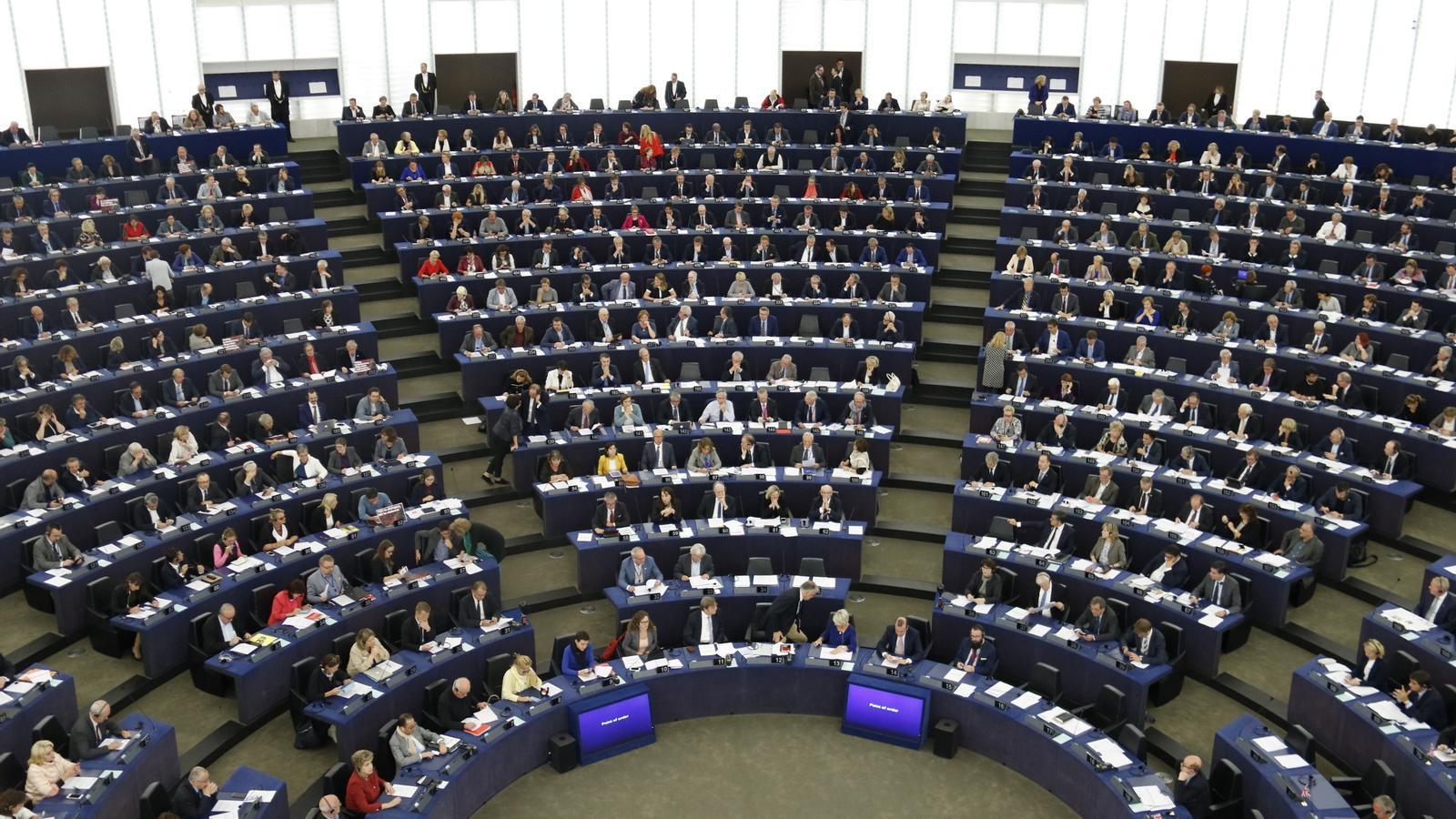 El Parlament Europeu autoritza la conferència de Vox sobre Catalunya