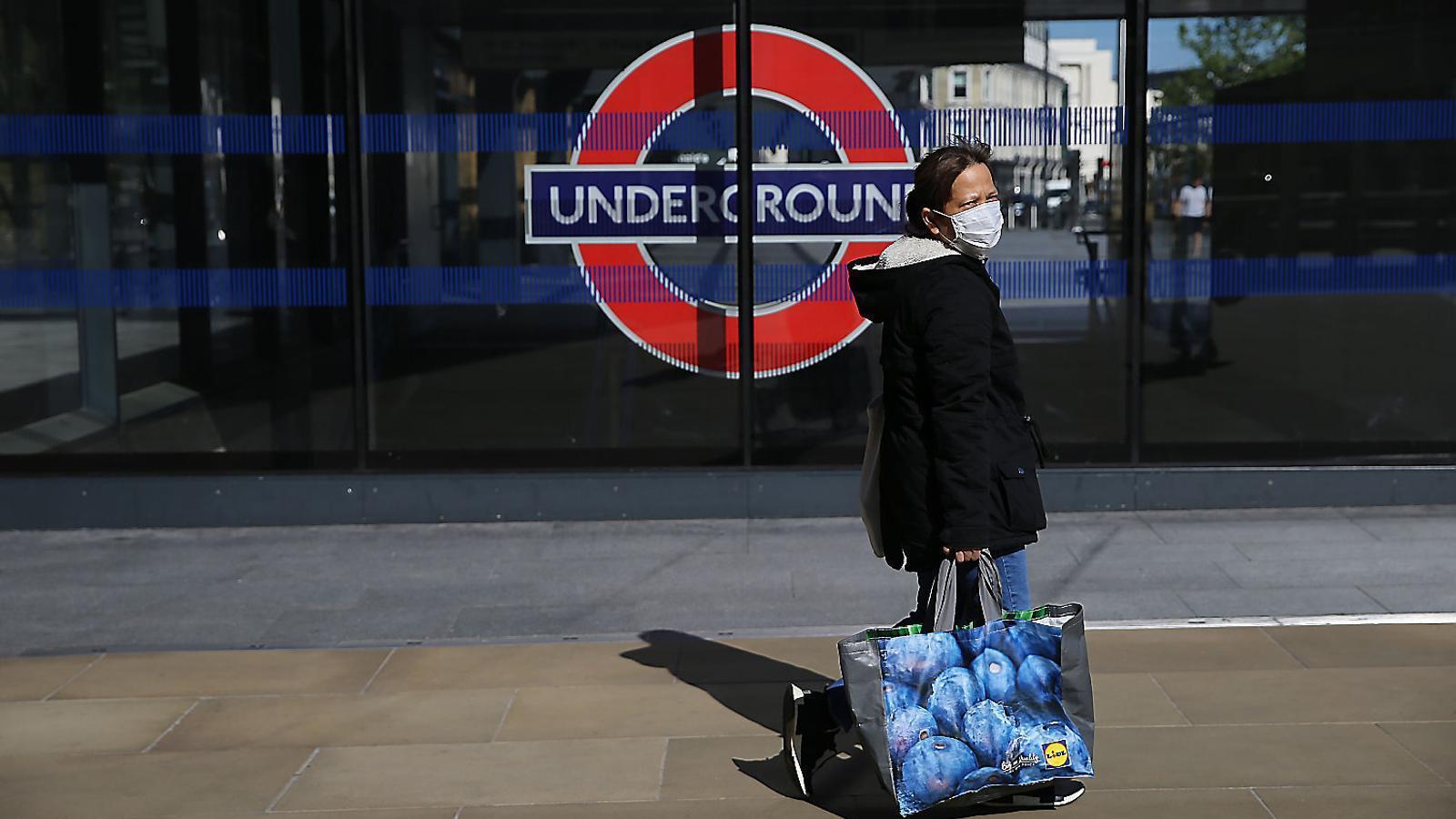 El Banc d'Anglaterra preveu que l'atur arribi a màxims