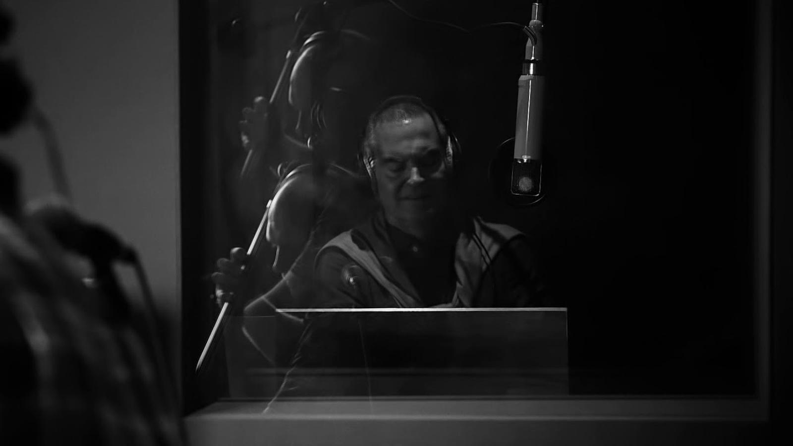 Stefano Palatchi en versió de 'crooner' jazzístic