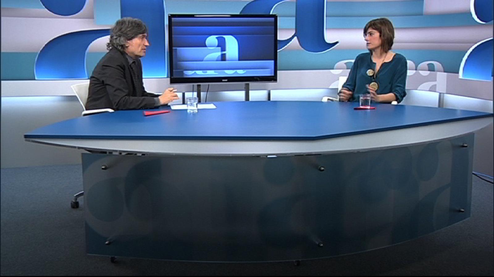 Entrevista completa a Ariadna Oltra