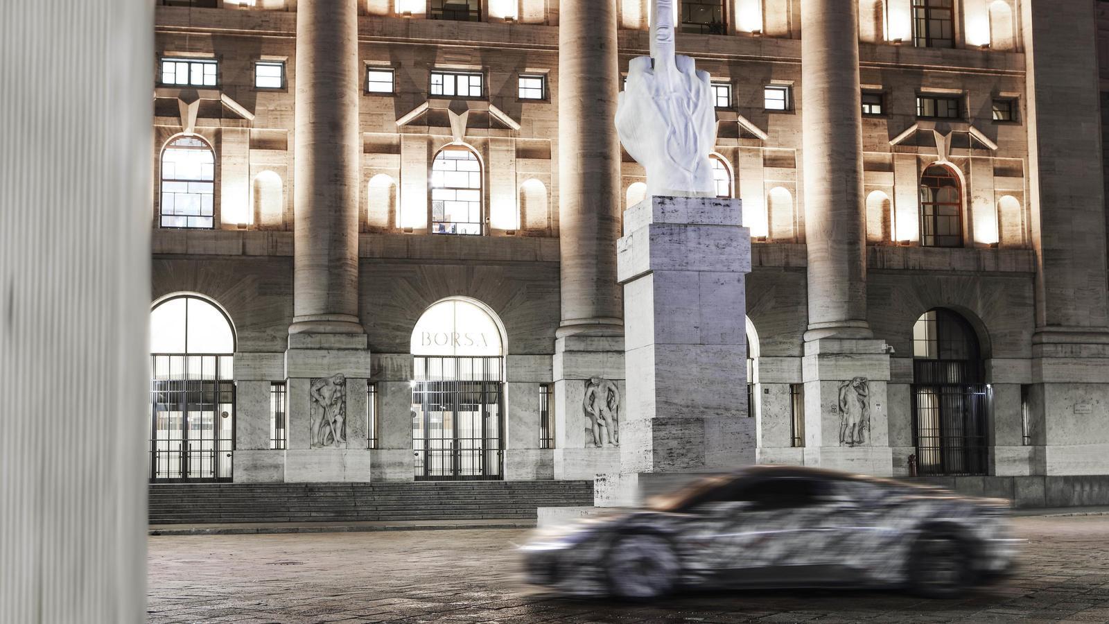 El nou esportiu de Maserati tindrà un motor V6 inspirat en la Fórmula 1