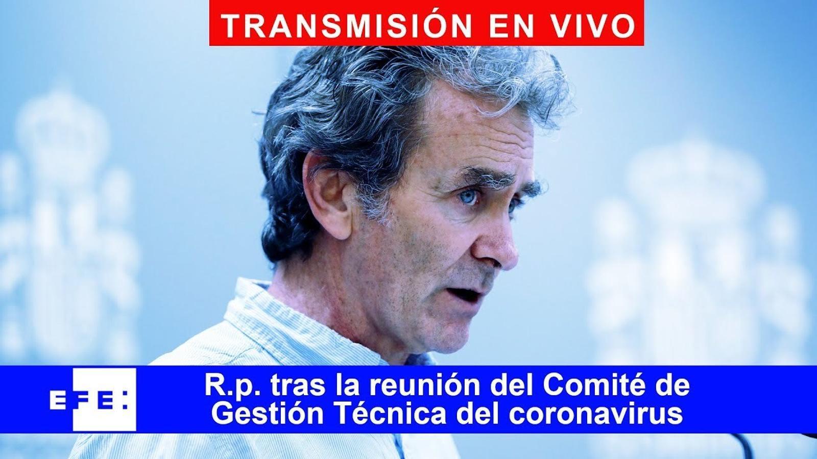Compareixença de Fernando Simón