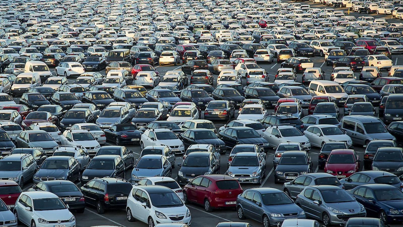 Al febrer es van matricular 97.796 vehicles a tot l'Estat, un 0,2% més