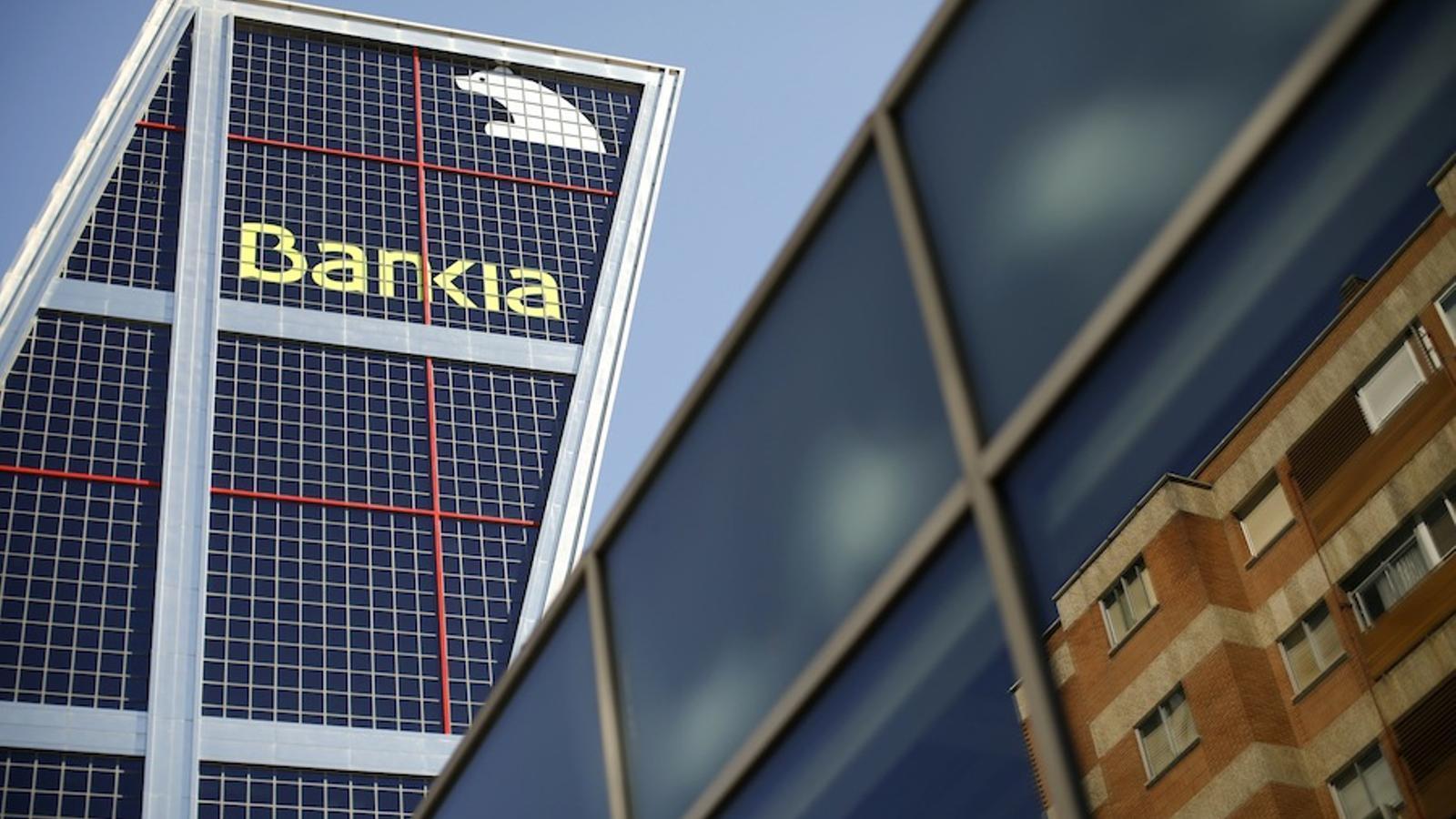 Bankia aprova l'acord de fusió amb Banco Mare Nostrum