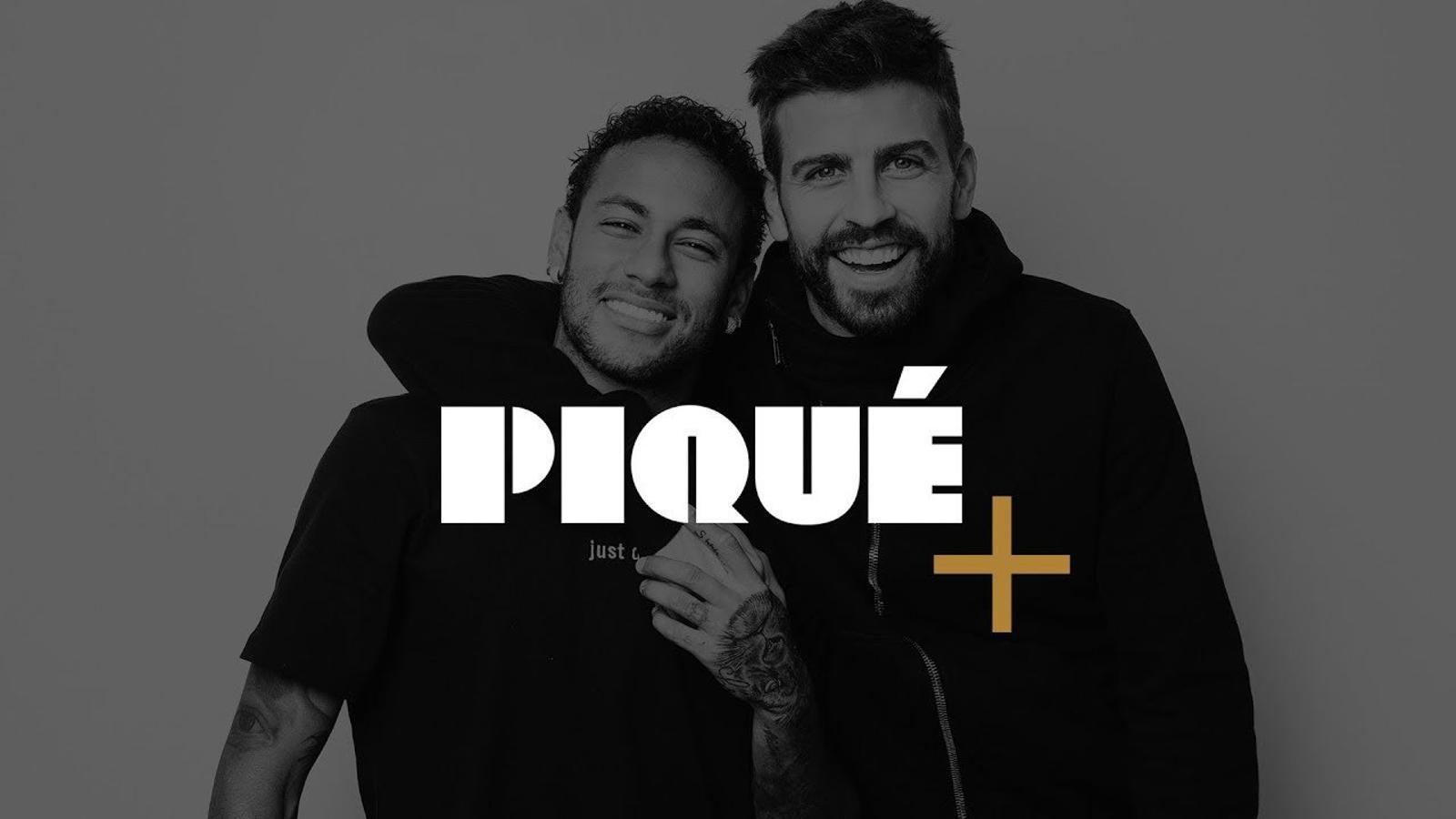 Neymar es confessa en una entrevista a Piqué