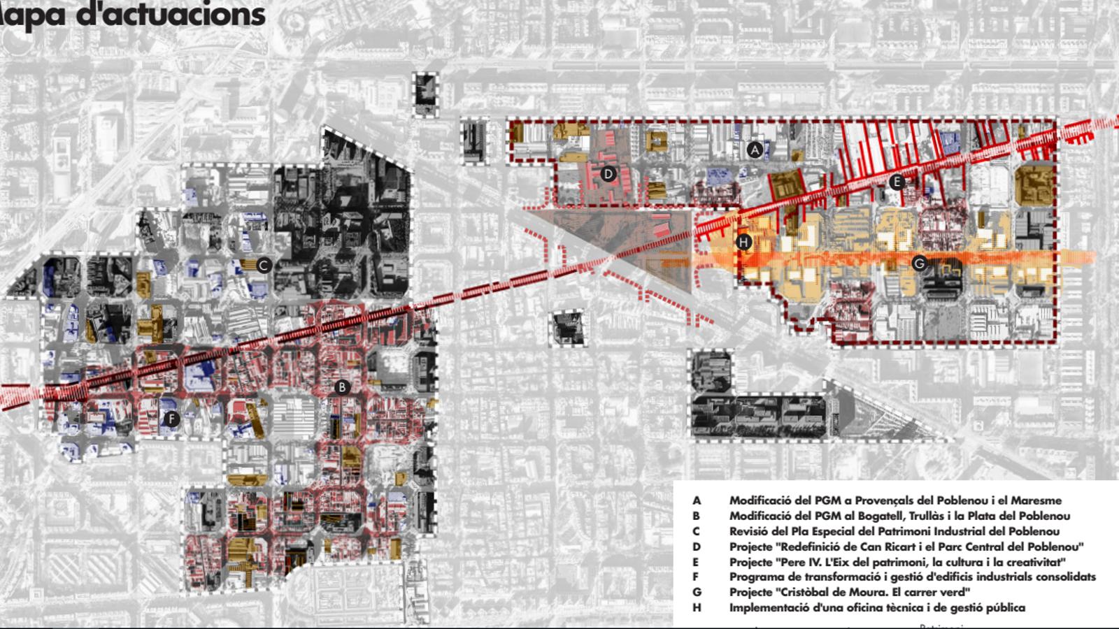 Barcelona vol corregir el dèficit d'habitatge al 22@