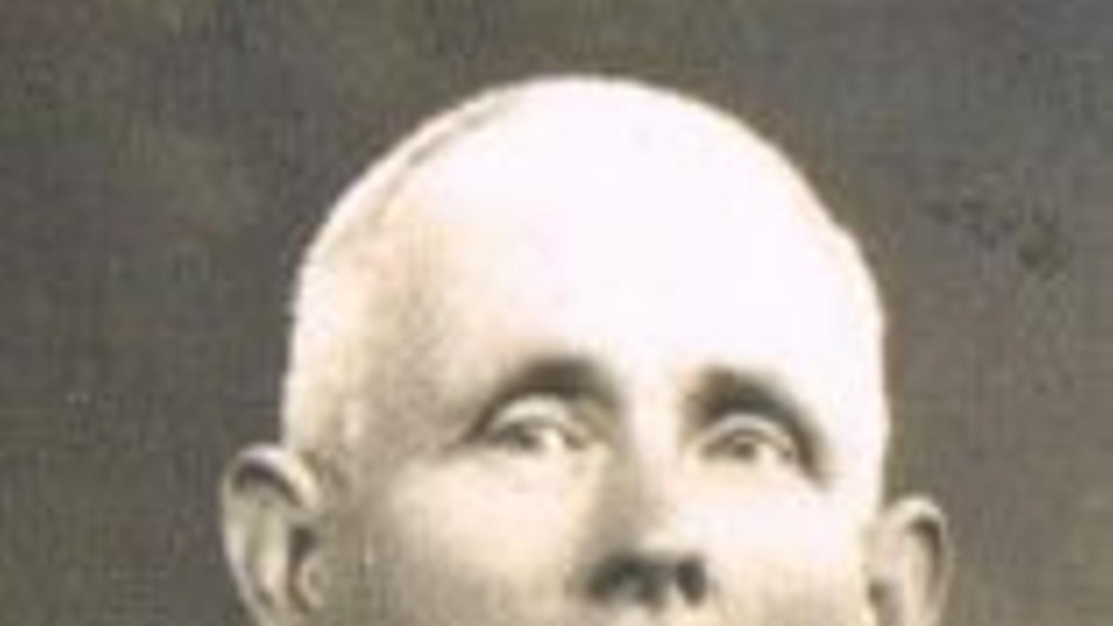 Miquel Navarro Campomar, un dels deportats
