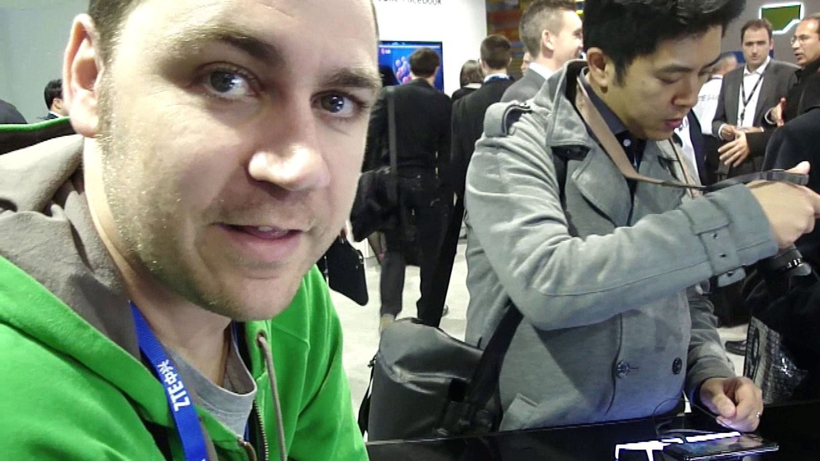 [MWC 2012] Vídeo: LG Optimus 3D Max