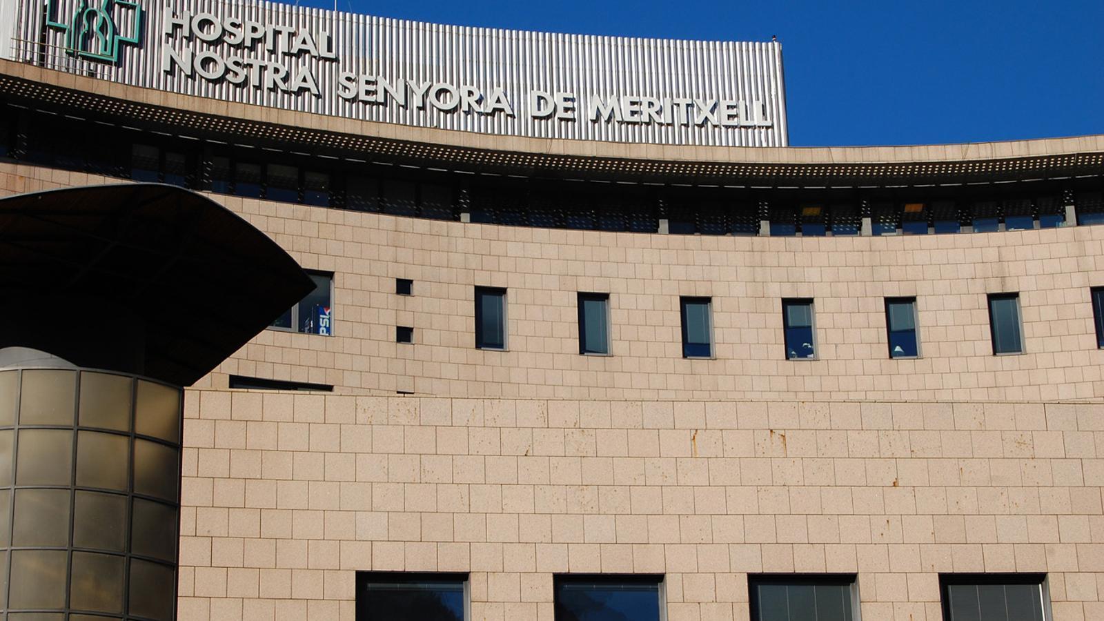Hospital Nostra Senyora de Meritxell /  ANA