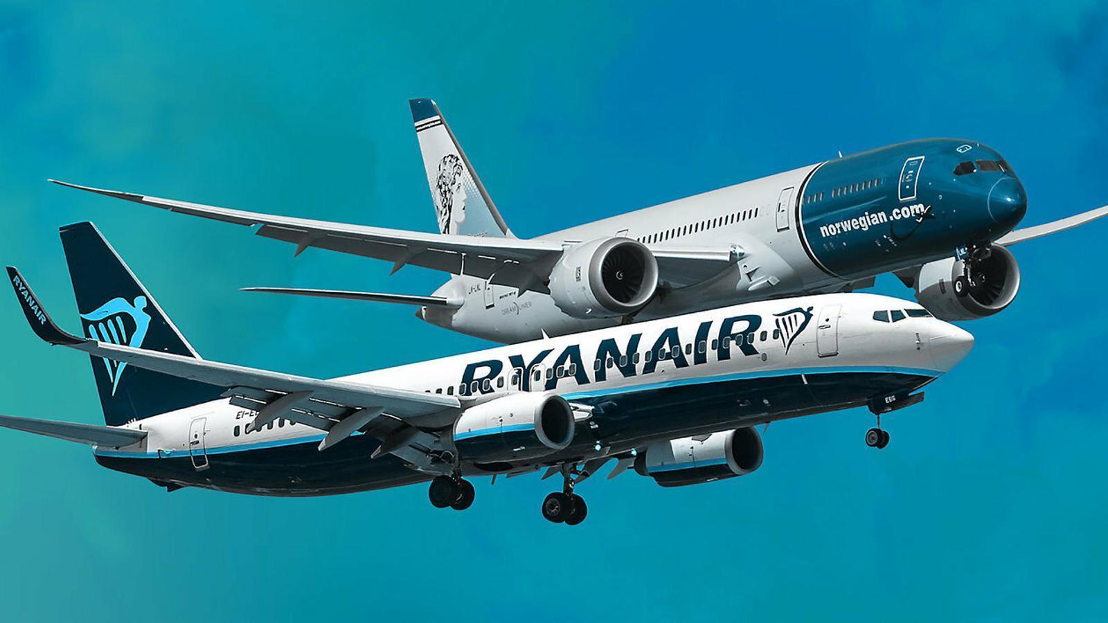 Les aerolínies europees tanquen l'estiu entre turbulències