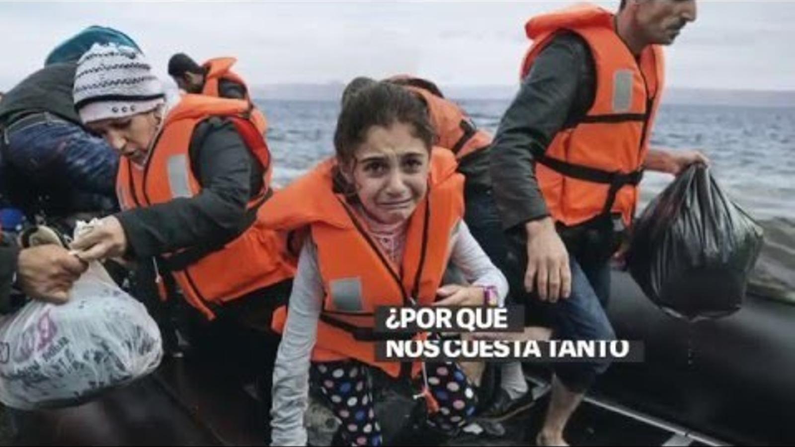 VÍDEO DE MSF SOBRE CAMPANYA de refugiats