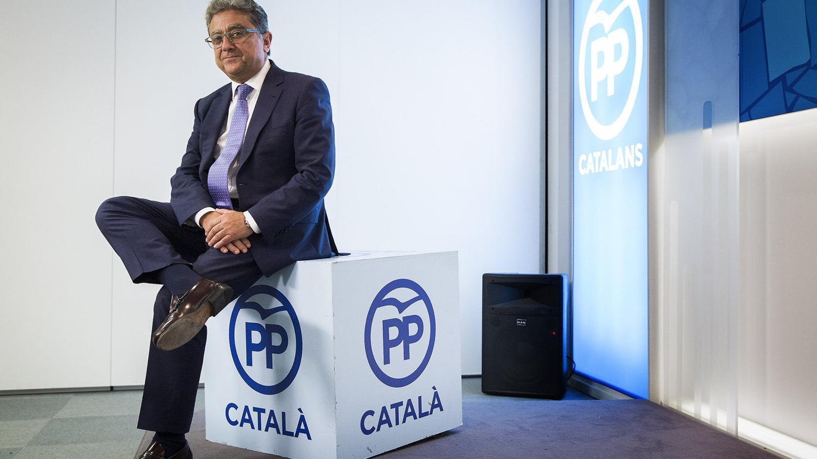 Enric Millo, nomenat secretari general d'Acció Exterior a Andalusia