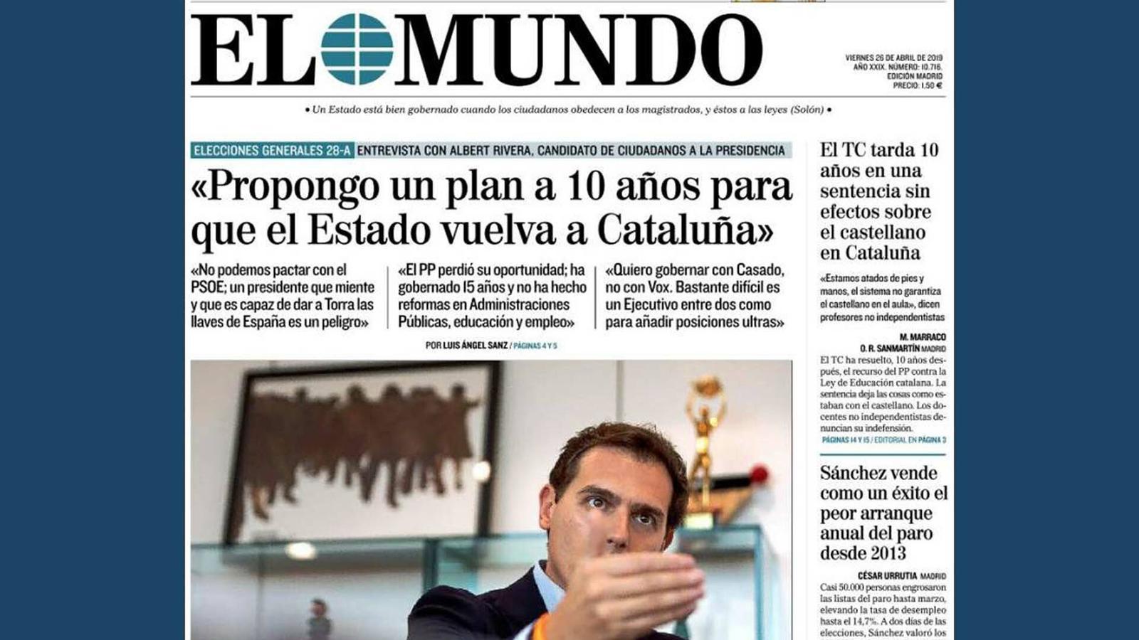 L'anàlisi d'Antoni Bassas: 'Només han sabut parlar de Catalunya'