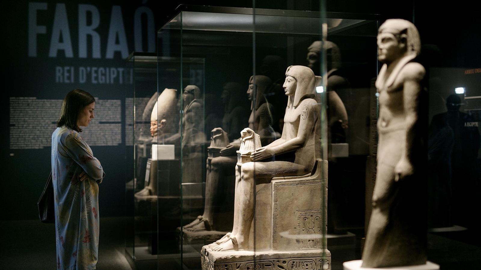Tot el que amagaven les mirades divines dels faraons