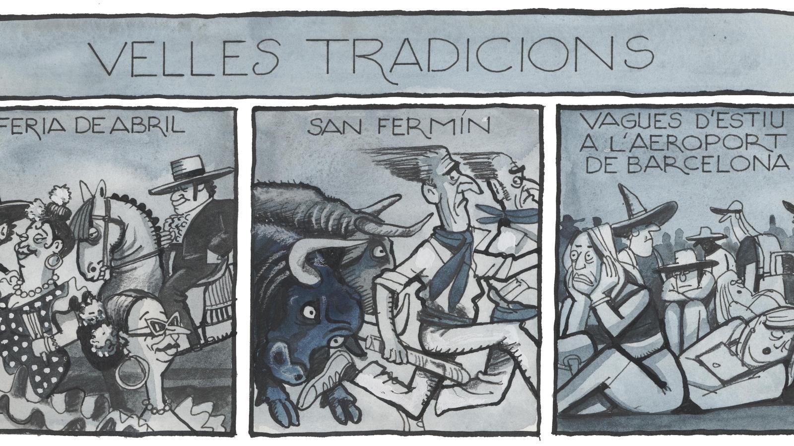 'A la contra', per Ferreres (04/08/2019)