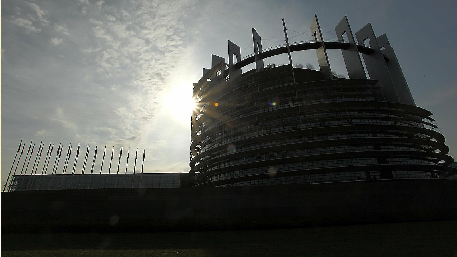 Els presos al Parlament Europeu / MICHELE TANTUSSI / GETTY