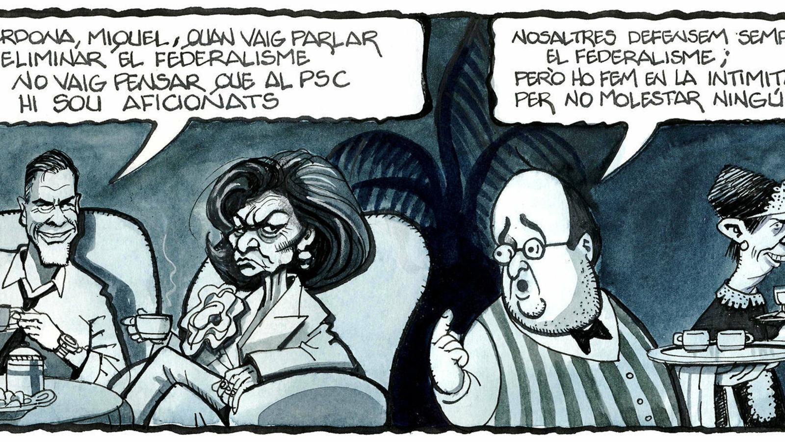 'A la contra', per Ferreres 06/11/2019