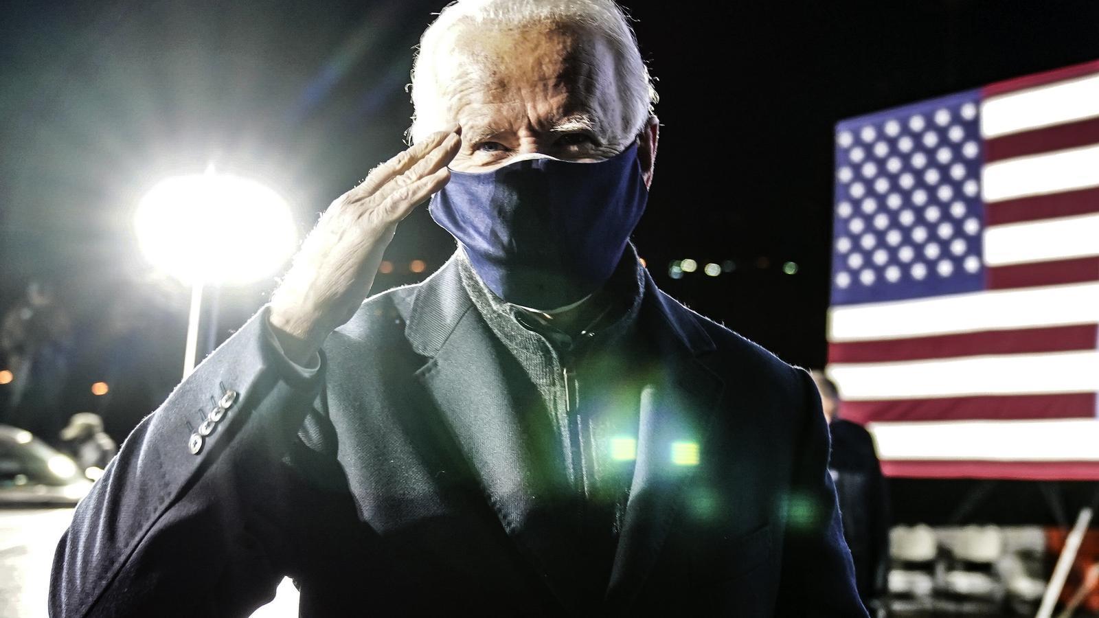Joe Biden guanya les eleccions als Estats Units