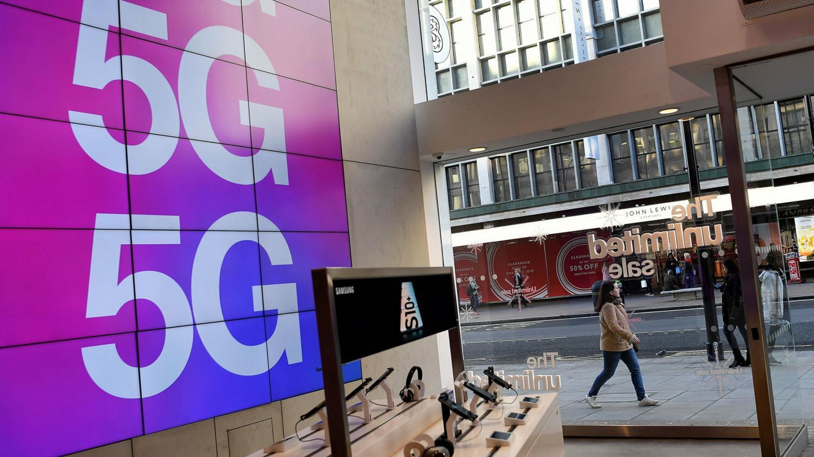 Els equilibris d'Europa amb la 5G