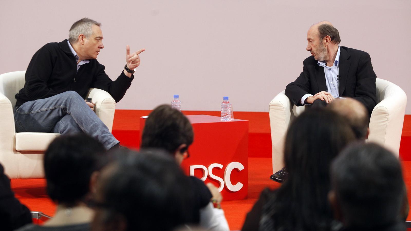 El PSC reobre la carpeta PSOE