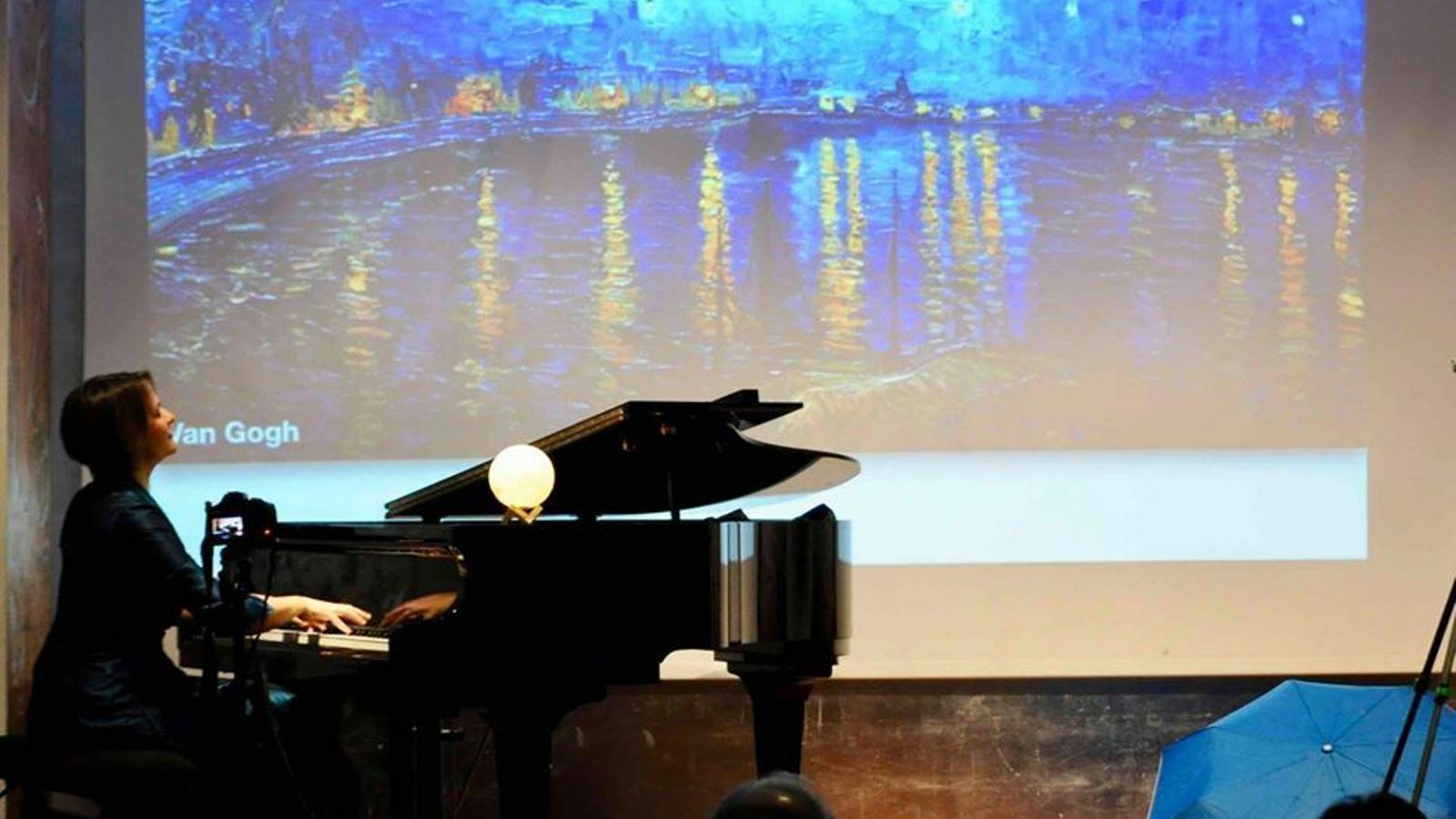 Imatge d'un dels concerts de la primera edició de 'Connectats a la clàssica'