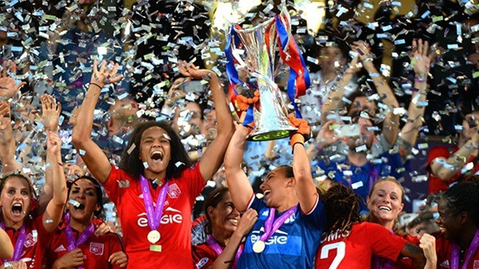 El Lió, campió d'Europa