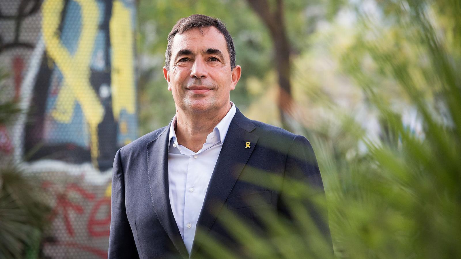 """Pere Soler: """"Em vaig enfadar molt amb el pla de Trapero per detenir el Govern"""""""