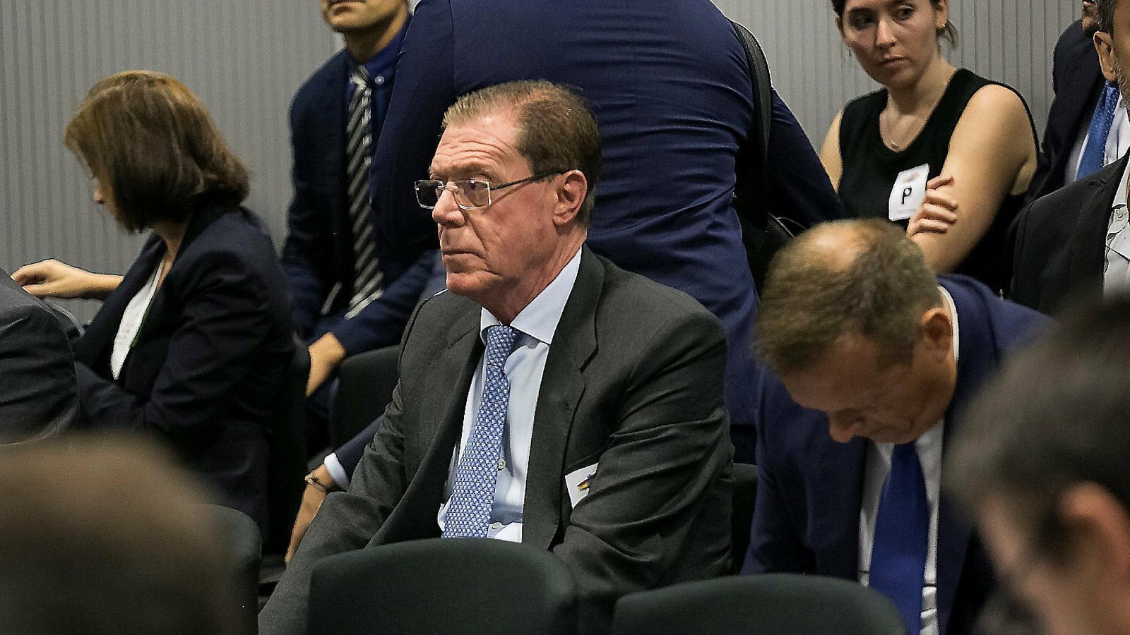 Quatre anys de presó per a l'exdirector del Banc de València